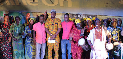 Photo News: Five Finalists At The Goldberg Excellency Tour in Ilorin