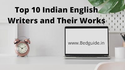 Top 10 Indian English Writers and Their Works