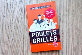 Lundi Librairie : Poulets grillés - Sophie Hénaff