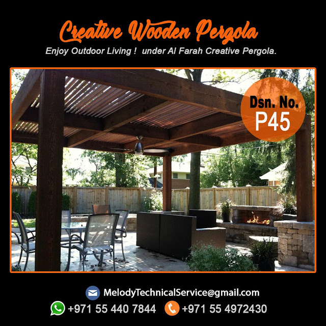 Pergola Design UAE