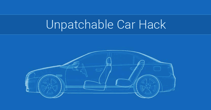 Unpatchable Flaw in Modern Cars Allows Hackers to Disable Safety Features