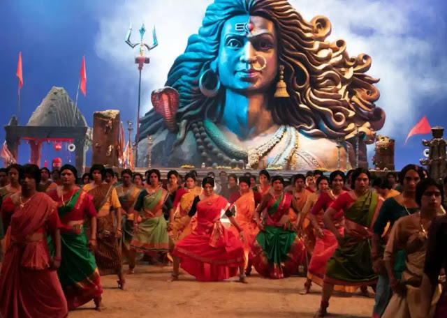 Laxmii | Akshay Kumar, Kiara Advani | Laxmmi Movie Bam Bholle song