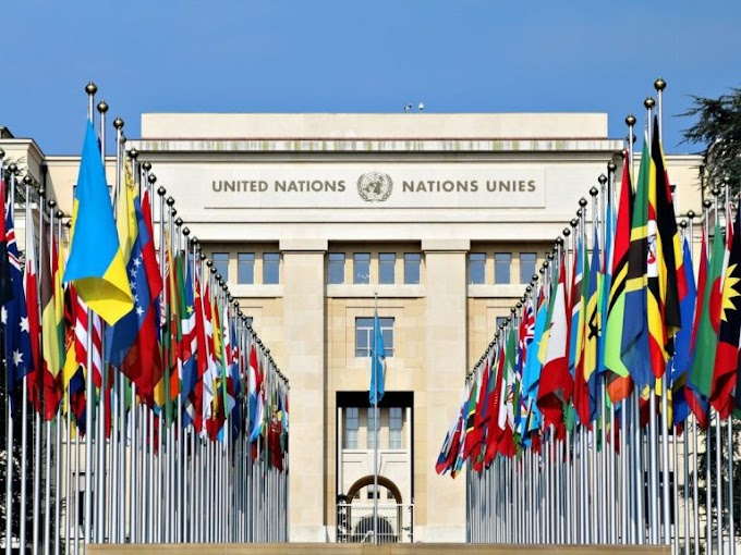 We should make the internet a safer place, but it doesn't need to be at the expense of fundamental rights – United Nations