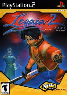 Legend of Legaia 2 PS2 Torrent