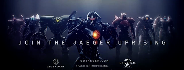 Pacific Rim Uprising Recruitment Video