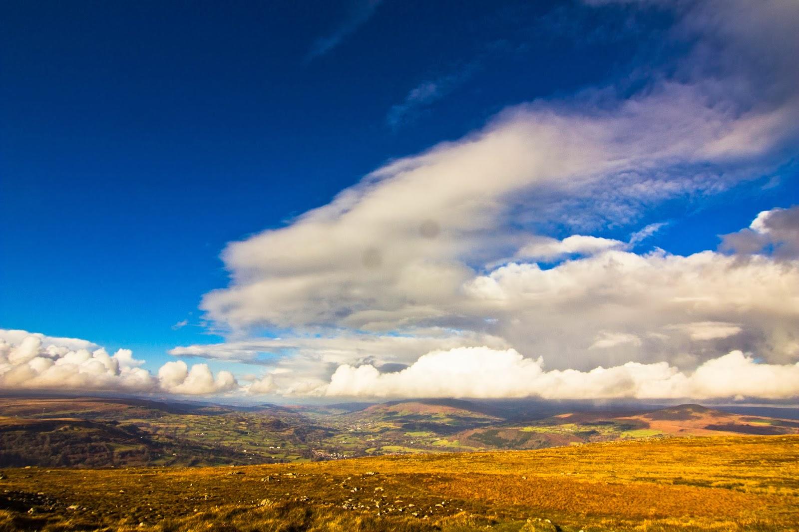 Blorenge, Black Mountains, Brecon Beacons National Park