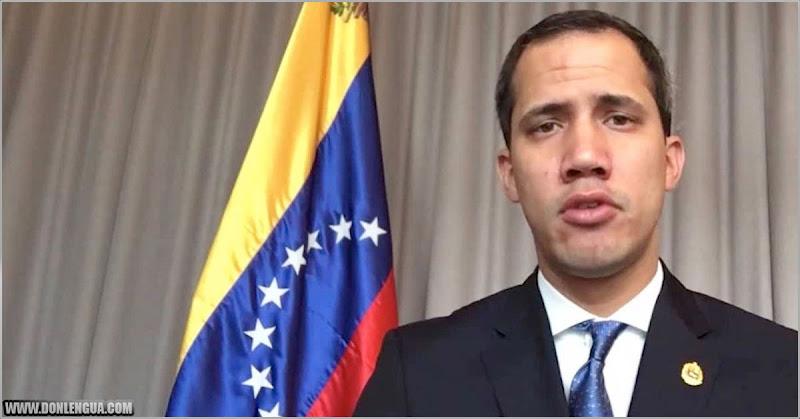 Guaidó denuncia a Maduro por ejecución extrajudicial