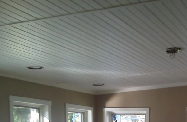 Jr Painting Painted Pine Ceiling