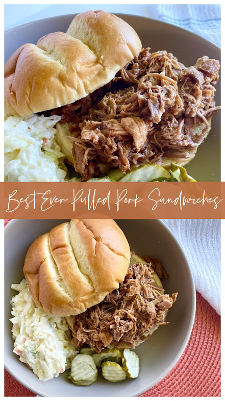 Best Ever Pulled Pork Sandwiches