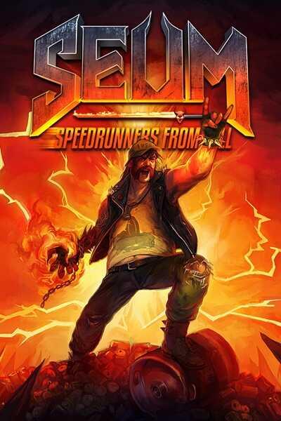 โหลดเกมส์ [Pc] SEUM: Speedrunners from Hell - Season 8