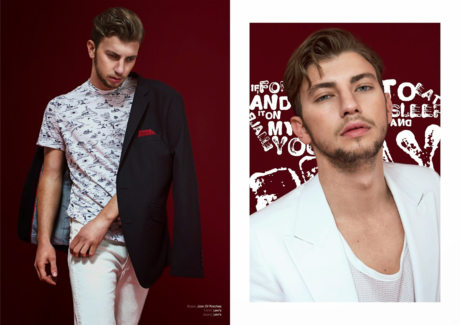 Blame it on my youth, Trend me too, Fábio Coentrão, Modelo, Fashion, Editorial
