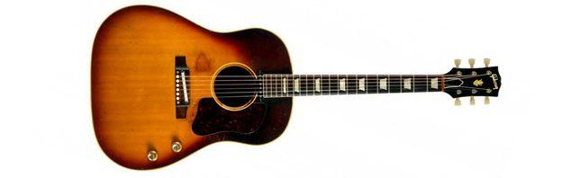 Guitarra Gibson J-160 John Lennon