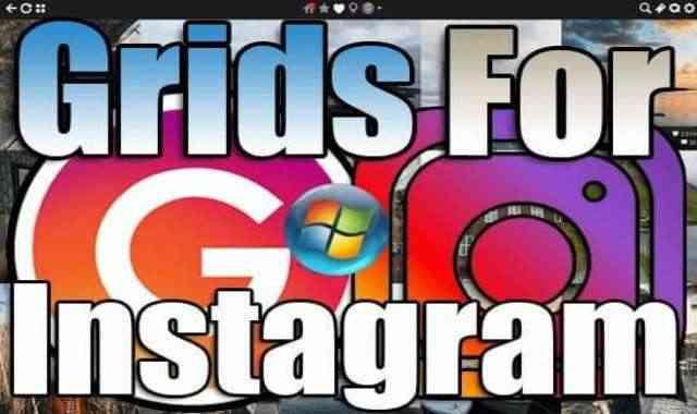 تحميل برنامج Grids For Instagram 7.0.13 Portable نسخة محمولة مفعلة اخر اصدار