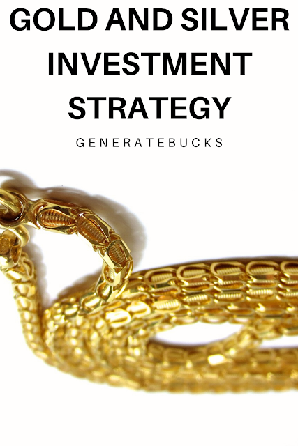 Gold and Silver Investment - Generatebucks