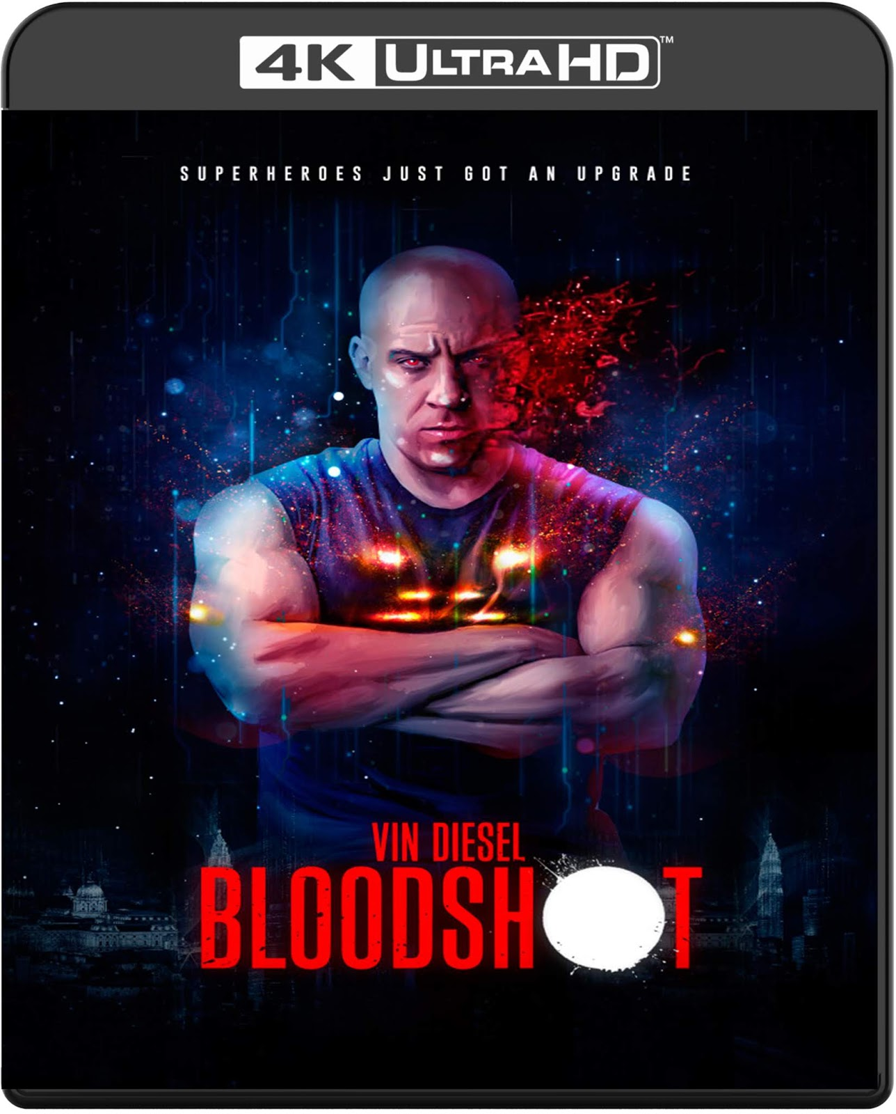 Bloodshot [2020] [UHD] [2160p] [Latino]
