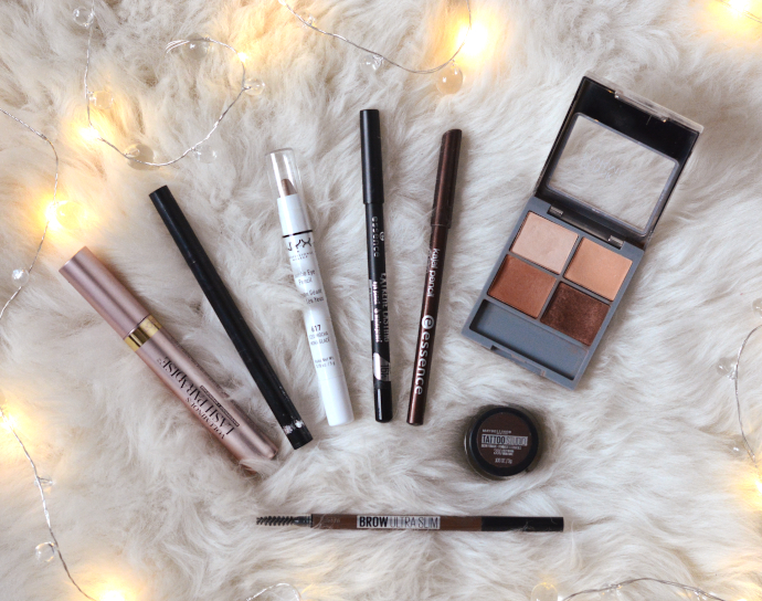 my makeup collection 2019