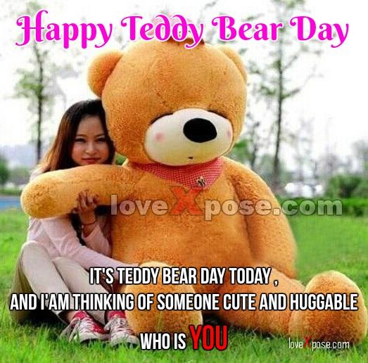 Teddy Day facebook image