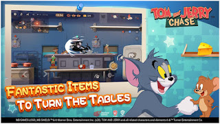 Tom and Jerry: Chase Apk Terbaru