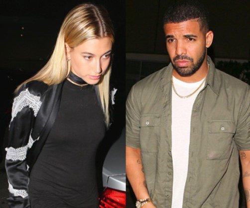 Drake and Hailey Baldwin
