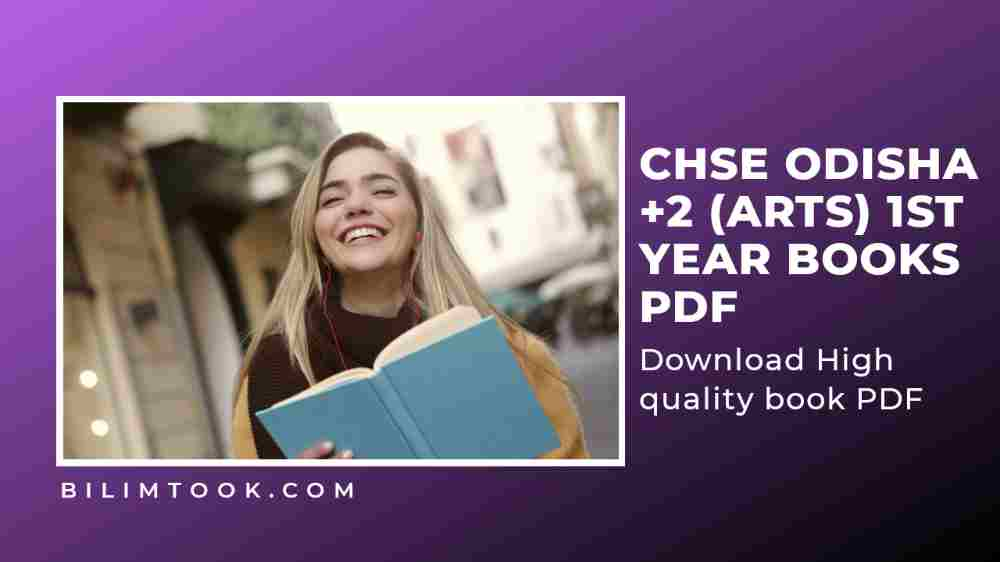 CHSE Odisha Plus Two 1st Year (Arts)  Statistics Book