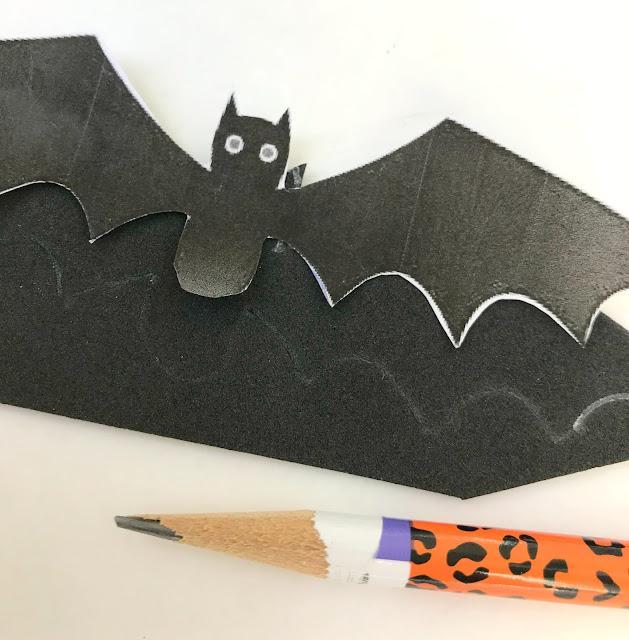 Make Your Own Bat Necklaces