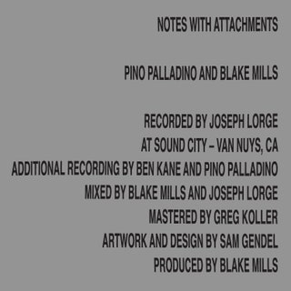 Pino Palladino/Blake Mills - Notes With Attachments Music Album Reviews