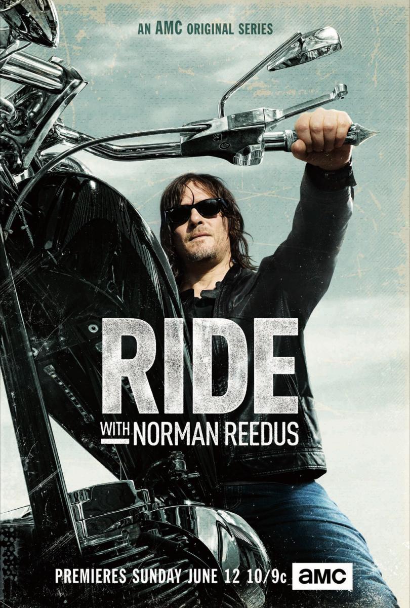 Ride with Norman Reedus Temporada 1 2 y 3 Subtitulado