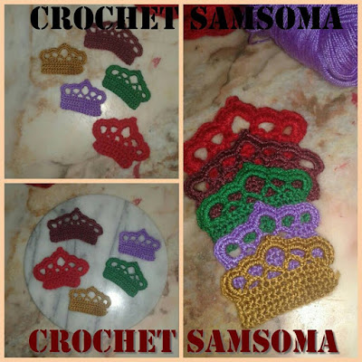 طريقة كروشيه تاج خطوة بخطوة  . توزيعات كروشيه . بروش كروشيه  . كروشيه تاج . Free Patterns For Crochet Crowns and Tiaras . Beautiful Crochet Crown Patterns . . تاج كروشيه للاطفال . عمل تاج كروشيه . تاج كروشيه بالباترون  . .تيجان من كروشيه. Crochet Crown and Tiara Tutorial  . CROWN A CROCHET  . . كيفية عمل تاج بالكروشيه . . Crochet Tiara.