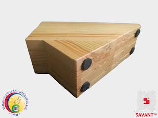 Natural Wood Knife Block Philippines