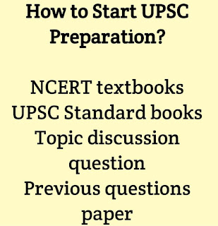 How to Start UPSC Preparation