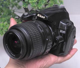 Jual Nikon D5000 DSLR Bekas