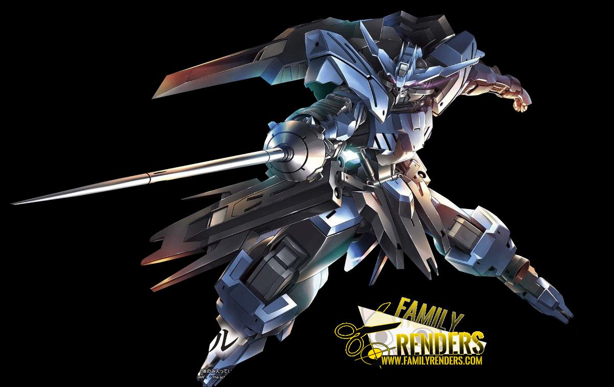 render Gundam Vidar