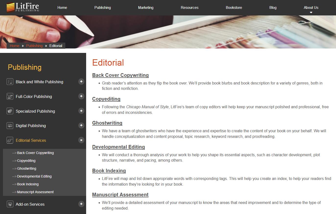 Writer Beware®: The Blog: Solicitation Alert: LitFire Publishing