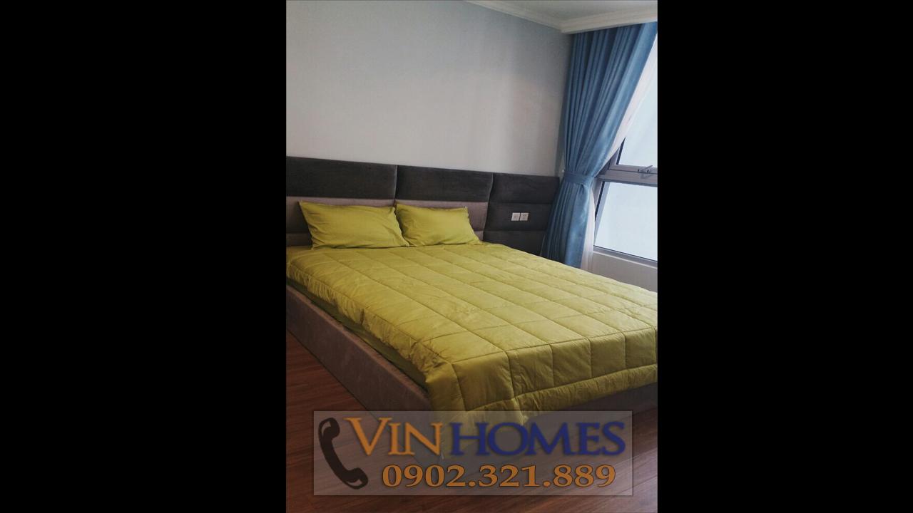 Cho thuê căn hộ Vinhomes Central Park C3 - phòng ngủ 1