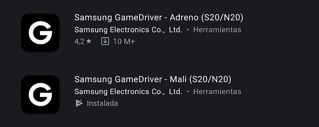ساموسنج تقدم تطبيقًا لتحسين الألعاب على بعض هواتفها المحمولة
