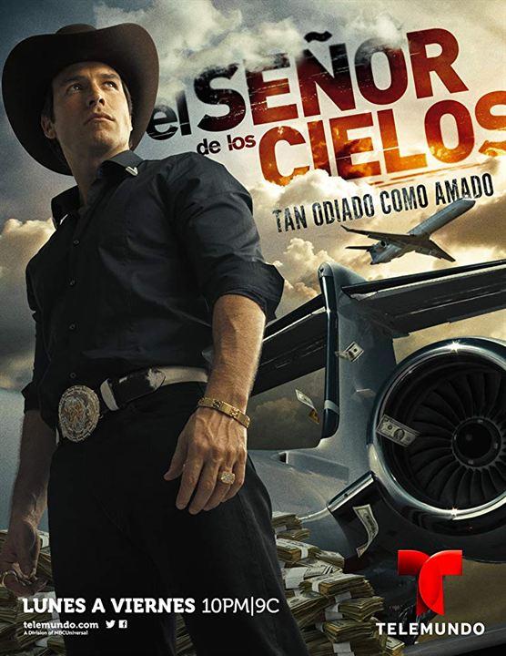 El Señor de los cielos Temporada 1 720p Latino