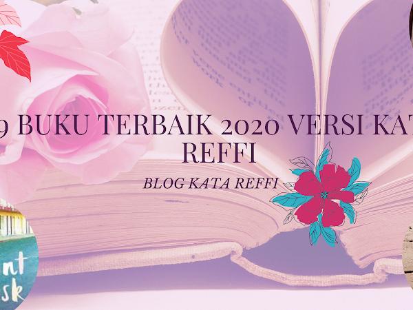 9 Buku Terbaik 2020 Versi Kata Reffi