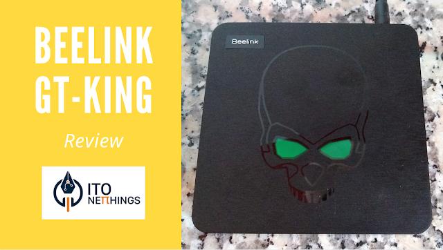 Beelink GT-King - Review