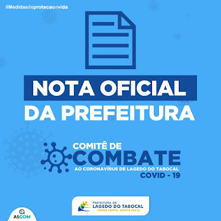 Profissional de saúde de serviços em Lagedo Tabocal testa positiv
