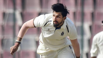 Ishant Sharma injury
