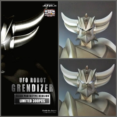 Ufo Robot Grendizer Fleed Prototype Version della Jungle