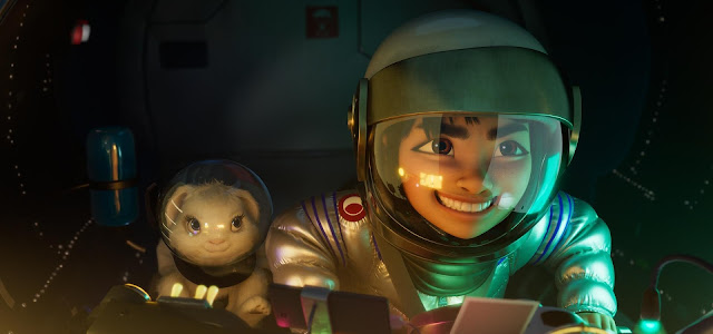 Lançado novo trailer de 'A Caminho da Lua', filme animado da Netflix