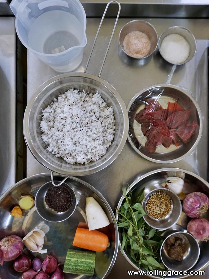 cara masak gulai daging mudah