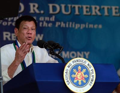 Philippine President Rodrigo Defends 'New Anti- Terror Law'