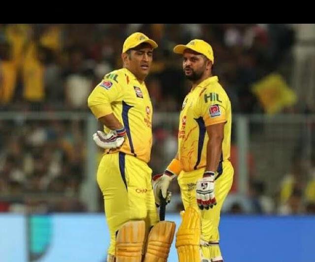 आईपीएल 2020 | होटल के कमरे में पंक्ति के बाद सुरेश रैना टूर्नामेंट से बाहर हो गए, एमएस धोनी के साथ तर्क था: रिपोर्ट