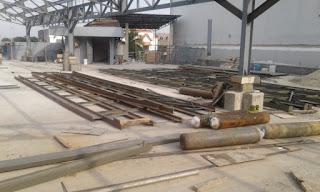 struktur beton vs konstruksi baja