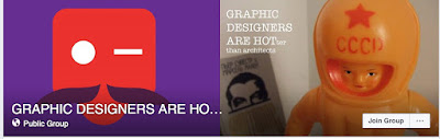 grup facebook Graphic Designers Are Hotter Than Architects