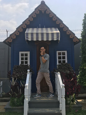 URBAN FARMING PURWAKARTA | Wisata Taman Bunga
