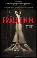Fraulein M. by Caroline Woods (Book cover)