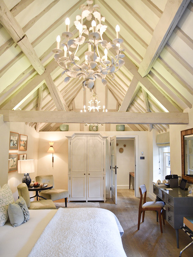 Dormy House Cotswolds Luxury Hotel room